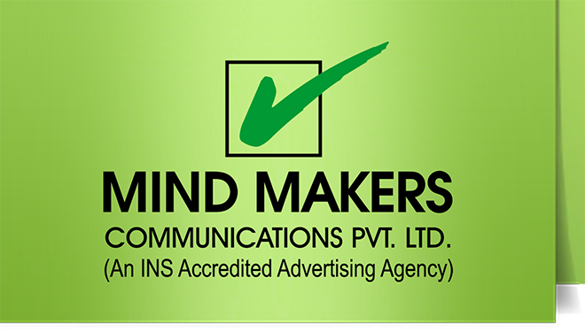 Mind Makers Communicatins Pvt. Ltd. (An INS Accredited Advertising Agency)
